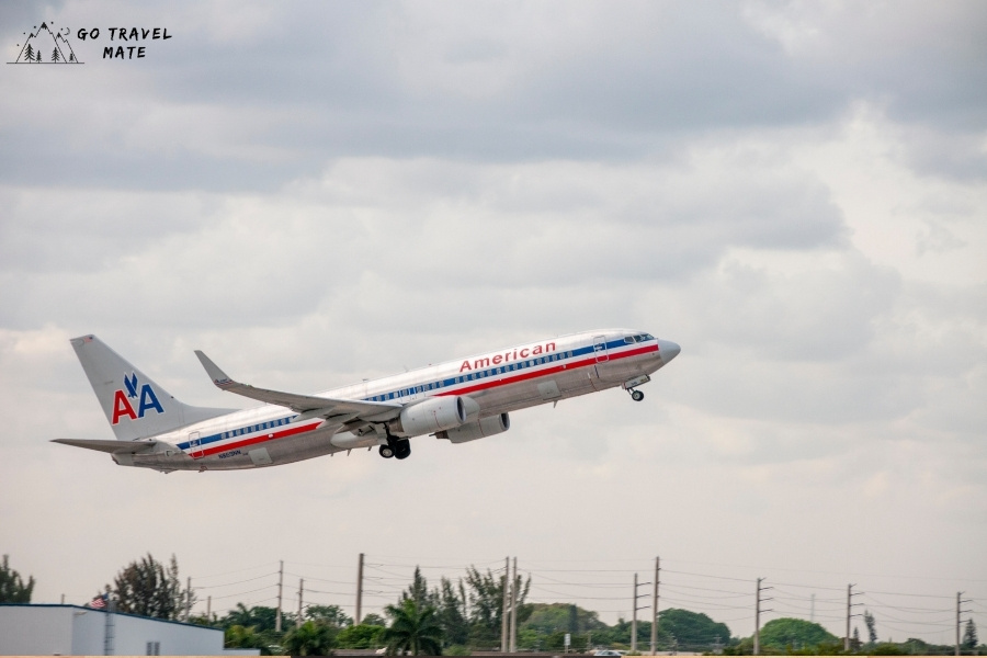 American Airlines online check-in