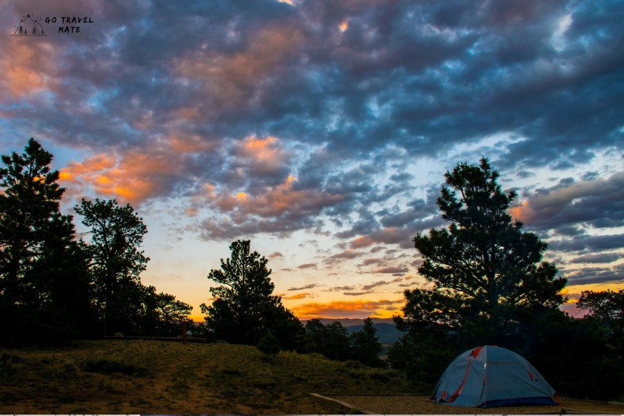 awesome Camping Trip