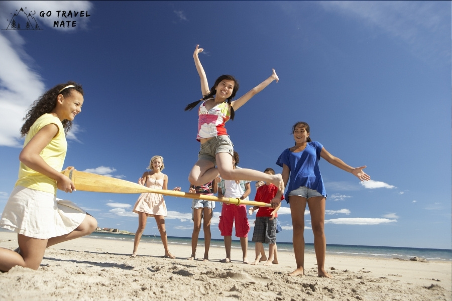 Fun Outdoor Games for Teenagers