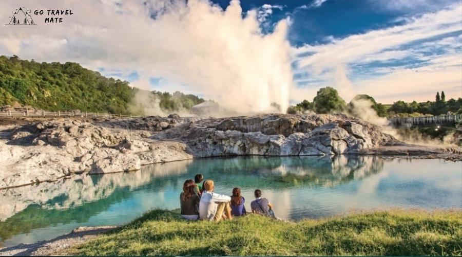 Whakarewarewa Geothermal Valley