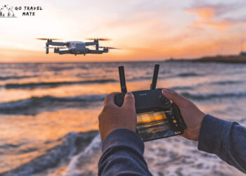 Drone Photography While Traveling
