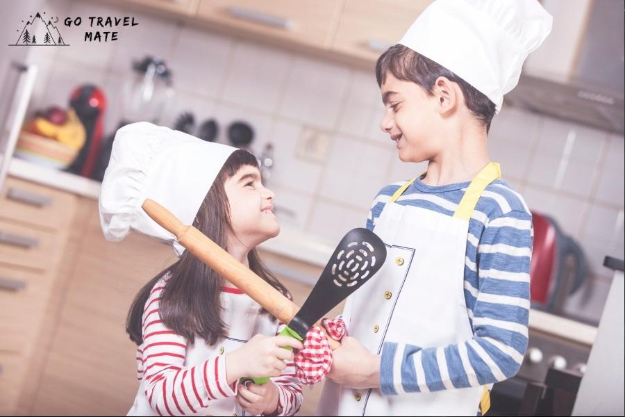 Mud Kitchen for Kids