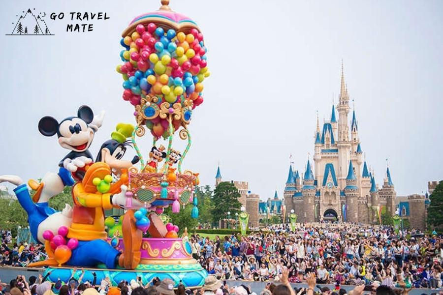 Best Things to do in Japan: Have Fun in DisneySea