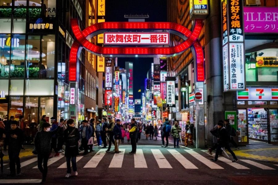 Explore the Nightlife of Tokyo